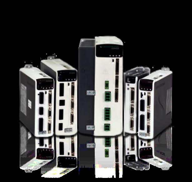 다양한 엔코더 지원 가능 범용 서보드라이브 CDHD2