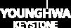 YHKeystone Logo