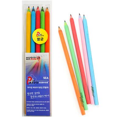파이온항균제브라연필5본  pack