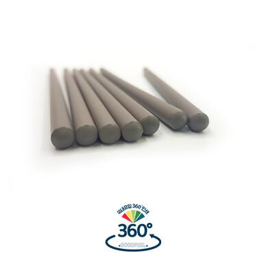 무광그레이 원형미두연필