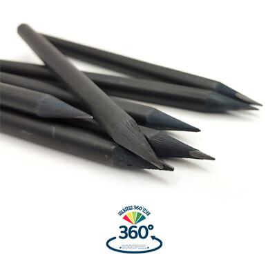 흑목원형연필
