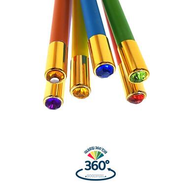 레인보우 헥사뮤즈 연필