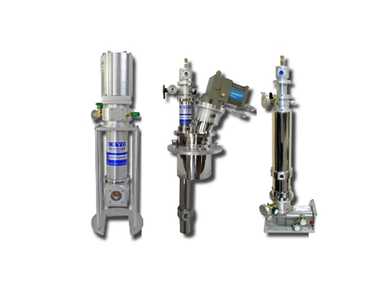 REF Cryostat