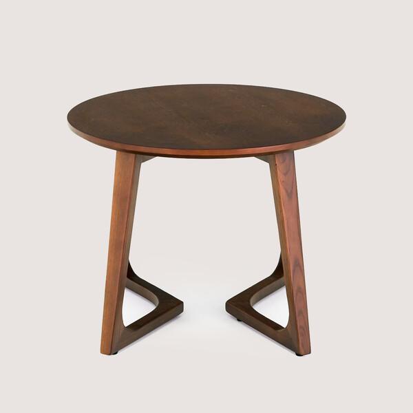 다리가 독특한 커피 테이블[월넛]_Happylife-HLT427-CoffeeTable-Walnut.jpg