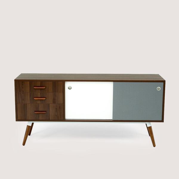 색감이 깔끔한 티비용 캐비넷[월넛]_Happylife-CS15-Cabinet-Walnut.jpg
