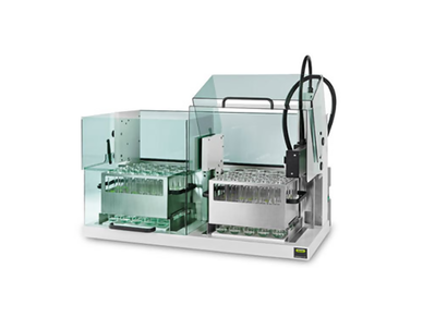 자동 샘플링 장비 (KjelSampler K-376 / K-377)