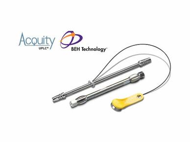 ACQUITY UPLC BEH C18 및 C8 컬럼