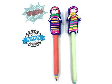 걱정인형 연필