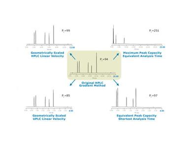 HPLC에서 UPLC로의 분석법 전환