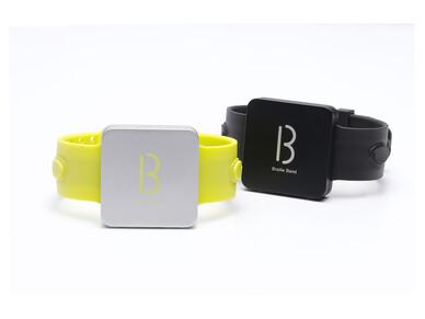 Watch type Braille Input Keyboard for Blind (BDot)