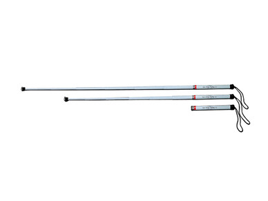 CANE : White Walking Stick