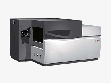 ICP-TOF MS (OptiMass 9600)
