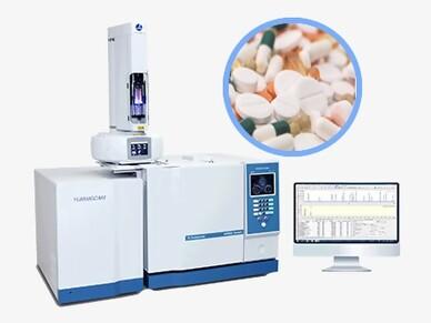 Residual Solvent Analyzer (YL6500 GC)