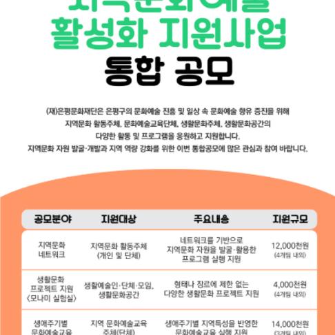 은평문화재단_지역문화예술활성화 지원사업 공모.png