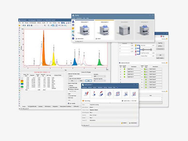 YL-Clarity Chromatography Data System