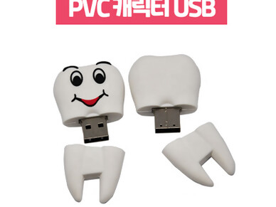 PVC 캐릭터 USB