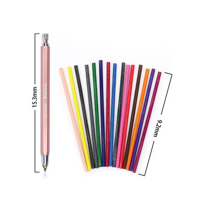 노크식 색연필