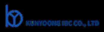 KUNYOONG IBC CO., LTD (건융아이비씨 로고)
