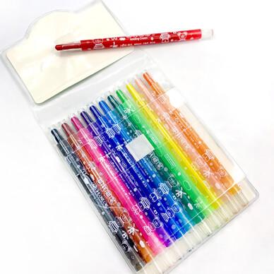 돌돌이 색연필