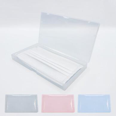 투명 마스크케이스 인쇄제작