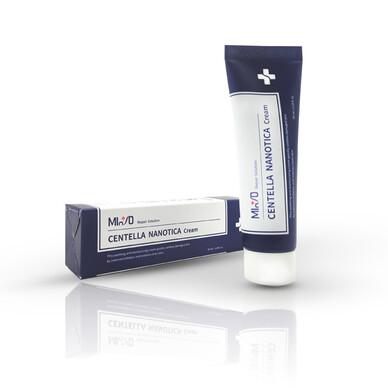 [미앤소] 센텔라 나노티카 크림(트러블,진정,보습,미백,주름개선)2중기능성