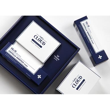 미앤소 코코클라우드 클렌징바+센텔라 나노티카크림 선물셋트