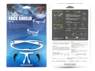 M-76set 안경형 + 실드형